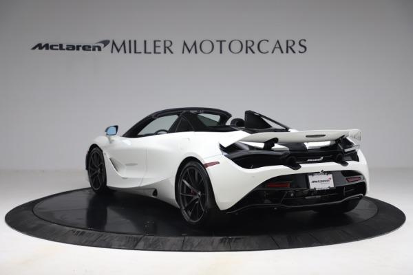 New 2021 McLaren 720S Spider for sale $366,670 at Alfa Romeo of Westport in Westport CT 06880 4