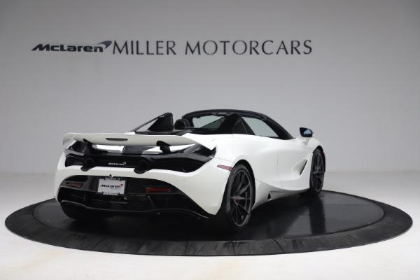 New 2021 McLaren 720S Spider for sale $366,670 at Alfa Romeo of Westport in Westport CT 06880 6