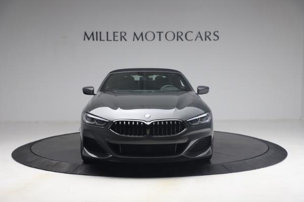 Used 2019 BMW 8 Series M850i xDrive for sale Sold at Alfa Romeo of Westport in Westport CT 06880 13