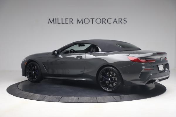 Used 2019 BMW 8 Series M850i xDrive for sale Sold at Alfa Romeo of Westport in Westport CT 06880 17
