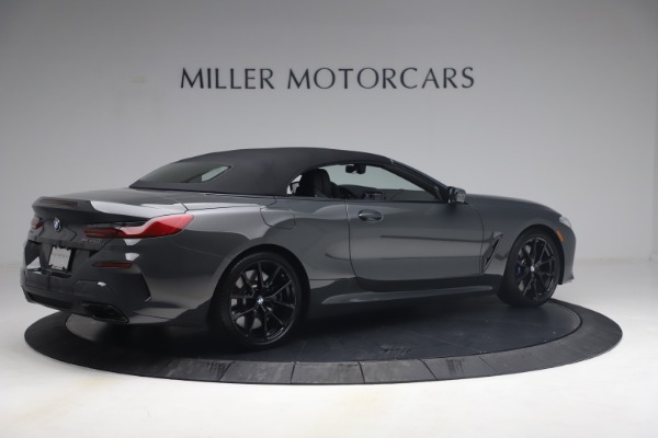 Used 2019 BMW 8 Series M850i xDrive for sale Sold at Alfa Romeo of Westport in Westport CT 06880 21