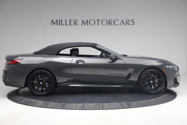 Used 2019 BMW 8 Series M850i xDrive for sale Sold at Alfa Romeo of Westport in Westport CT 06880 22