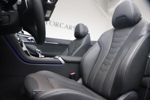 Used 2019 BMW 8 Series M850i xDrive for sale Sold at Alfa Romeo of Westport in Westport CT 06880 25