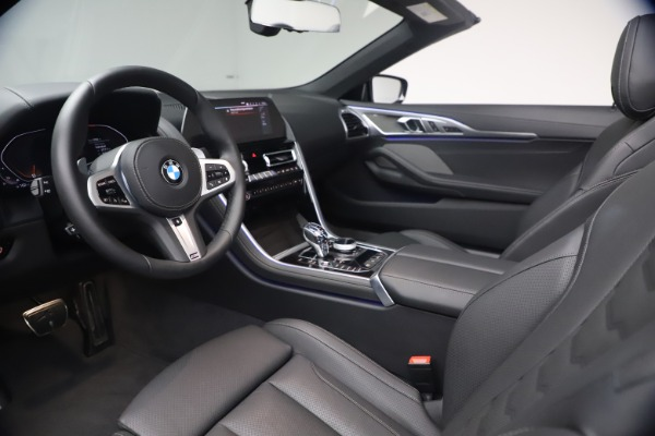 Used 2019 BMW 8 Series M850i xDrive for sale Sold at Alfa Romeo of Westport in Westport CT 06880 27