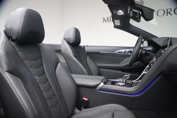 Used 2019 BMW 8 Series M850i xDrive for sale Sold at Alfa Romeo of Westport in Westport CT 06880 28