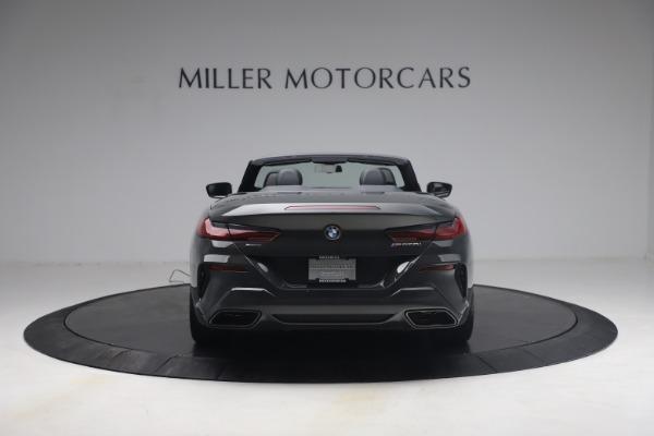 Used 2019 BMW 8 Series M850i xDrive for sale Sold at Alfa Romeo of Westport in Westport CT 06880 6