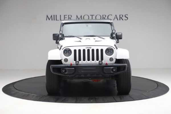 Used 2015 Jeep Wrangler Unlimited Rubicon Hard Rock for sale $39,900 at Alfa Romeo of Westport in Westport CT 06880 12