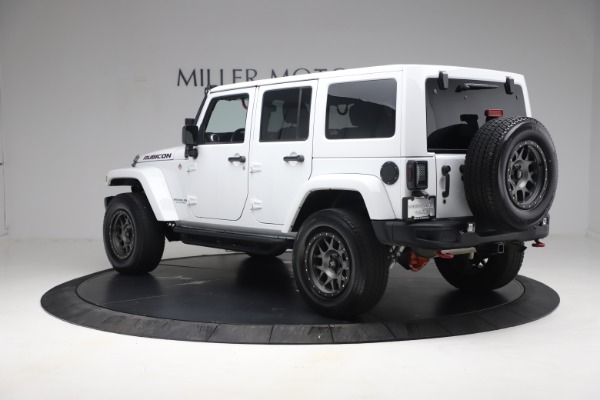 Used 2015 Jeep Wrangler Unlimited Rubicon Hard Rock for sale $39,900 at Alfa Romeo of Westport in Westport CT 06880 5