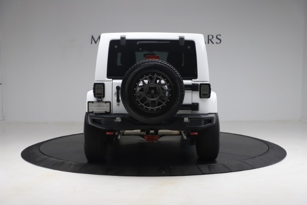 Used 2015 Jeep Wrangler Unlimited Rubicon Hard Rock for sale $39,900 at Alfa Romeo of Westport in Westport CT 06880 6