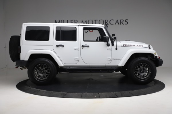 Used 2015 Jeep Wrangler Unlimited Rubicon Hard Rock for sale $39,900 at Alfa Romeo of Westport in Westport CT 06880 9