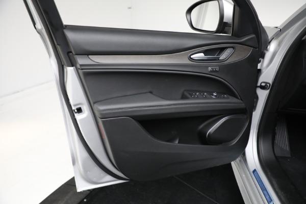 New 2021 Alfa Romeo Stelvio Ti Q4 for sale Sold at Alfa Romeo of Westport in Westport CT 06880 12