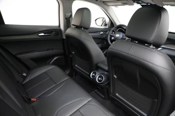 New 2021 Alfa Romeo Stelvio Ti Q4 for sale Sold at Alfa Romeo of Westport in Westport CT 06880 17