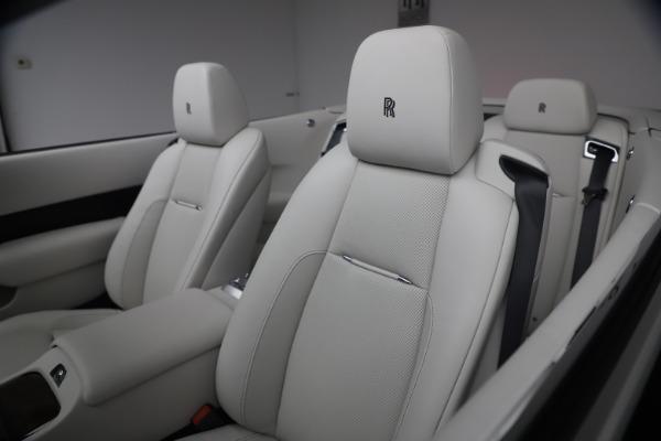 New 2021 Rolls-Royce Dawn for sale Call for price at Alfa Romeo of Westport in Westport CT 06880 25