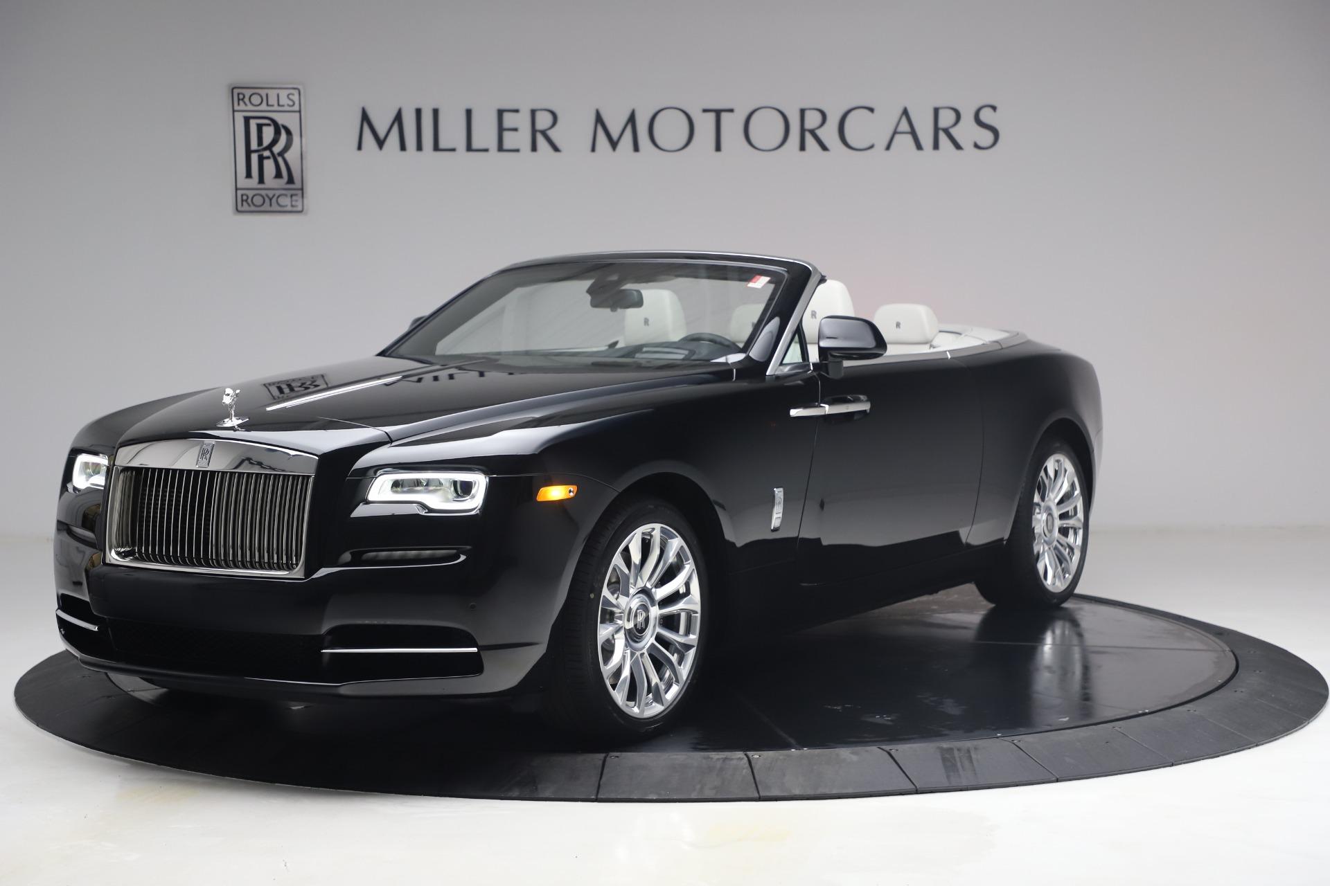 New 2021 Rolls-Royce Dawn for sale Call for price at Alfa Romeo of Westport in Westport CT 06880 1
