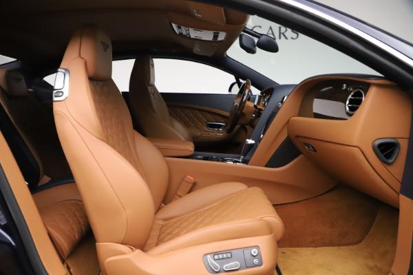 Used 2017 Bentley Continental GT V8 S for sale Sold at Alfa Romeo of Westport in Westport CT 06880 24