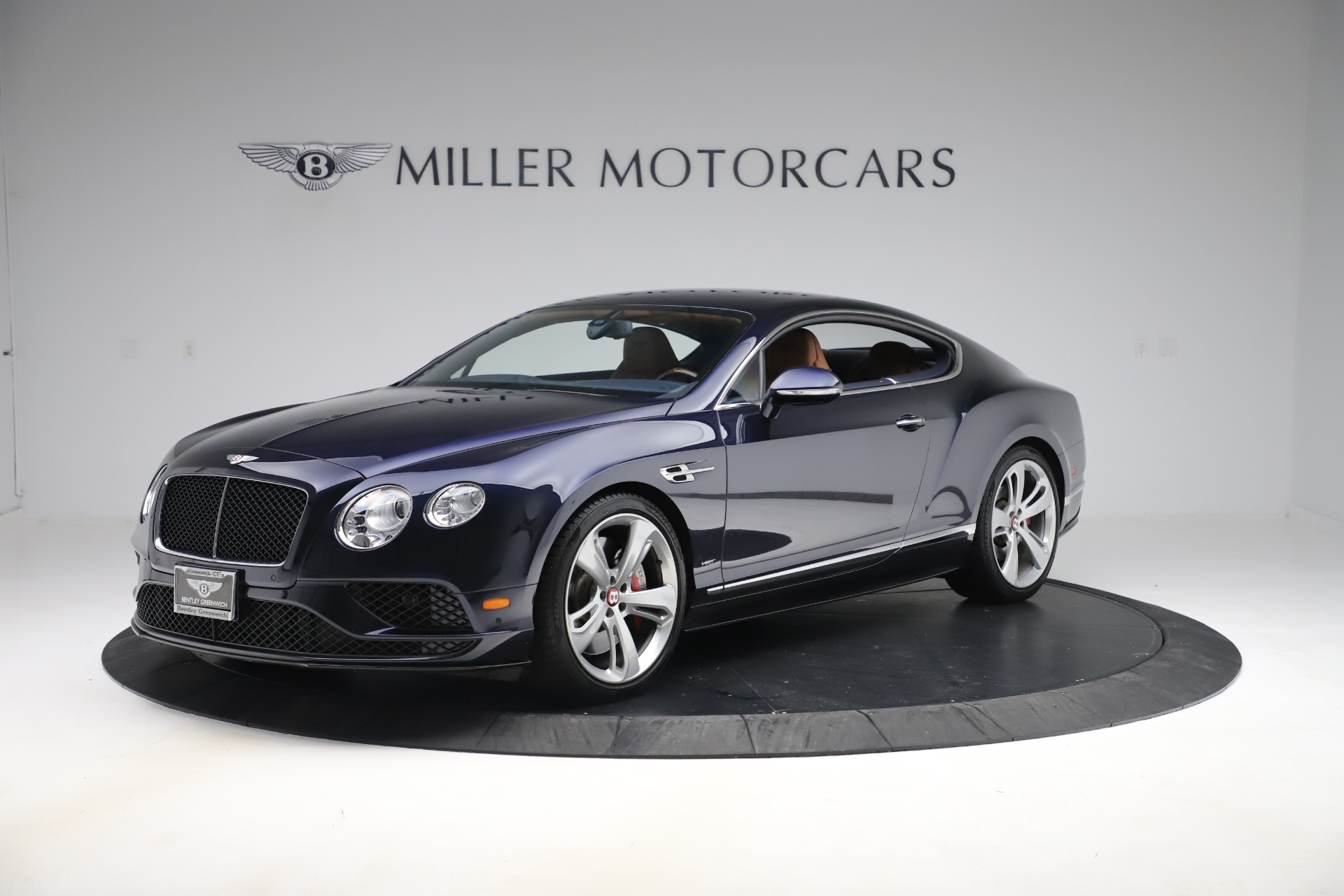 Used 2017 Bentley Continental GT V8 S for sale Sold at Alfa Romeo of Westport in Westport CT 06880 1