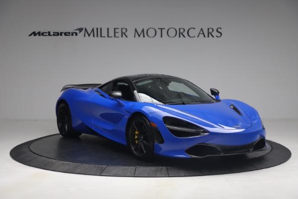 Used 2020 McLaren 720S Performace for sale $334,990 at Alfa Romeo of Westport in Westport CT 06880 10
