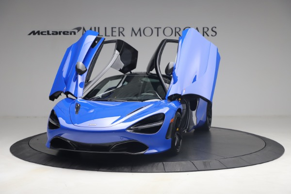 Used 2020 McLaren 720S Performance for sale $329,900 at Alfa Romeo of Westport in Westport CT 06880 13