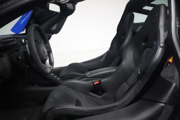 Used 2020 McLaren 720S Performace for sale $334,990 at Alfa Romeo of Westport in Westport CT 06880 25