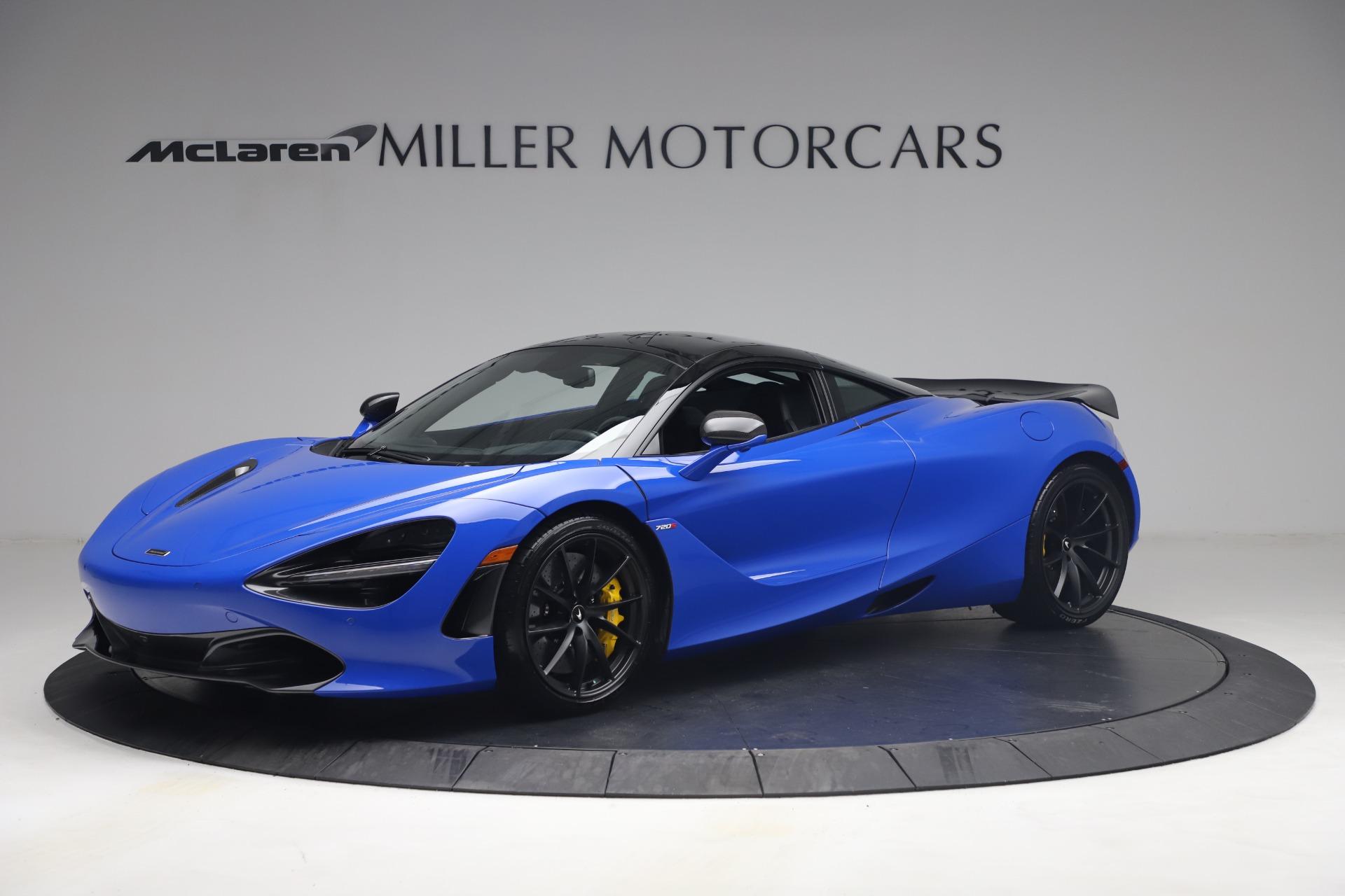 Used 2020 McLaren 720S Performace for sale $334,990 at Alfa Romeo of Westport in Westport CT 06880 1