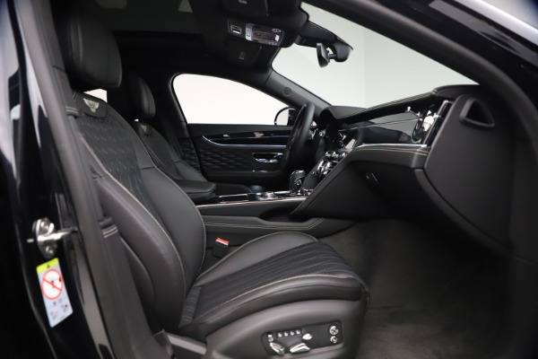 New 2020 Bentley Flying Spur First Edition for sale $276,070 at Alfa Romeo of Westport in Westport CT 06880 21