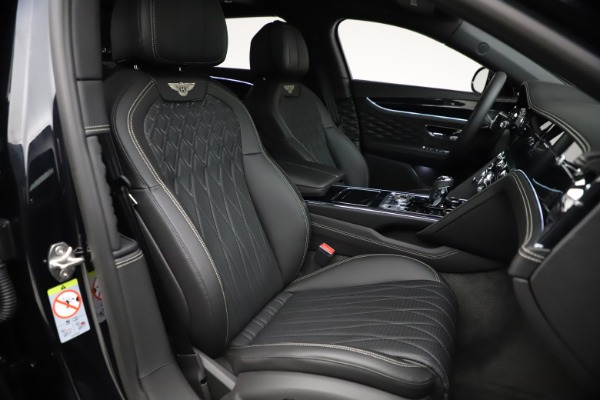 New 2020 Bentley Flying Spur First Edition for sale $276,070 at Alfa Romeo of Westport in Westport CT 06880 23