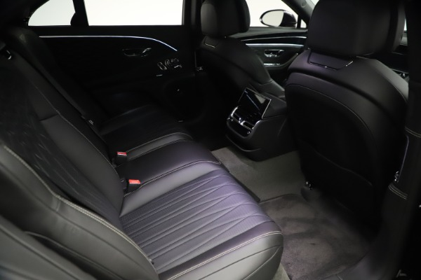 New 2020 Bentley Flying Spur First Edition for sale $276,070 at Alfa Romeo of Westport in Westport CT 06880 25