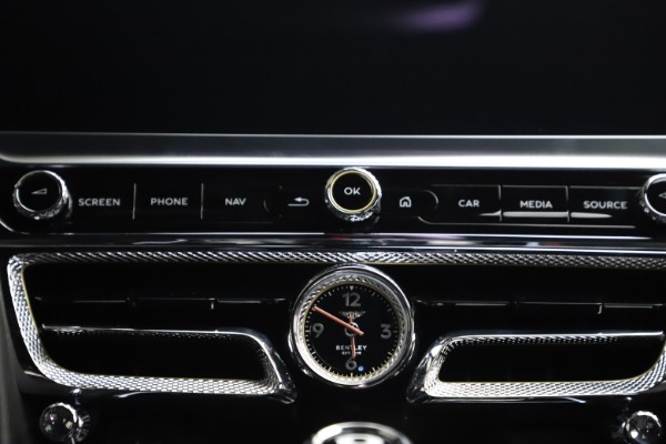New 2020 Bentley Flying Spur First Edition for sale $276,070 at Alfa Romeo of Westport in Westport CT 06880 28