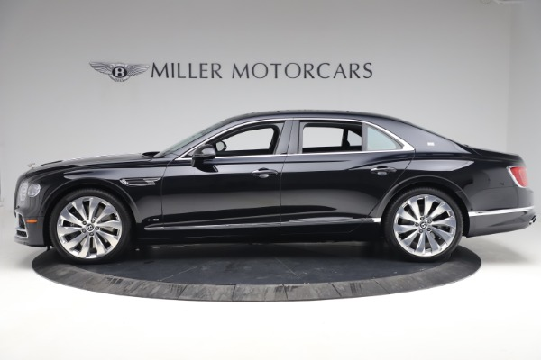 New 2020 Bentley Flying Spur First Edition for sale $276,070 at Alfa Romeo of Westport in Westport CT 06880 3