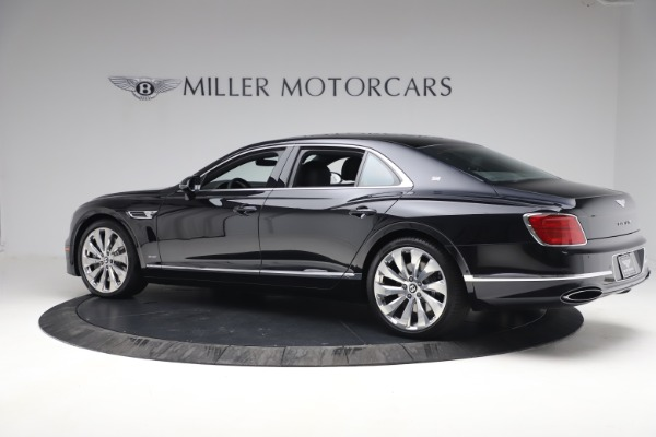 New 2020 Bentley Flying Spur First Edition for sale $276,070 at Alfa Romeo of Westport in Westport CT 06880 4