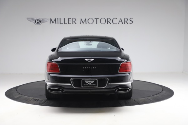 New 2020 Bentley Flying Spur First Edition for sale $276,070 at Alfa Romeo of Westport in Westport CT 06880 6