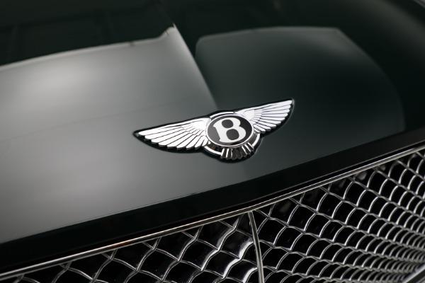New 2020 Bentley Continental GT W12 for sale Sold at Alfa Romeo of Westport in Westport CT 06880 13