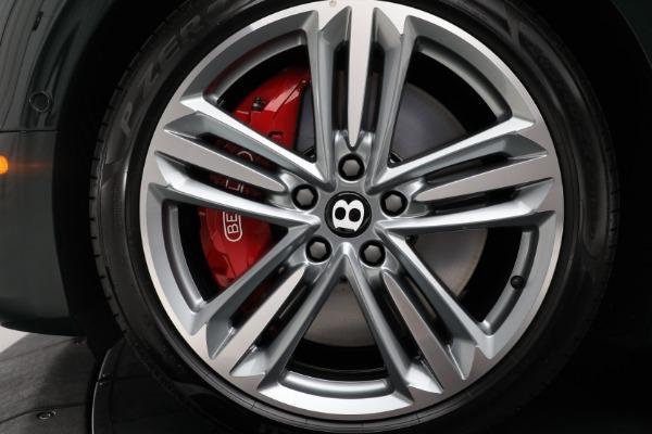 New 2020 Bentley Continental GT W12 for sale Sold at Alfa Romeo of Westport in Westport CT 06880 14
