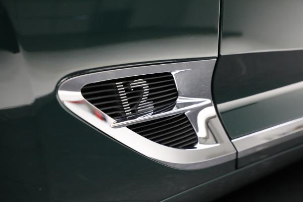 New 2020 Bentley Continental GT W12 for sale Sold at Alfa Romeo of Westport in Westport CT 06880 15