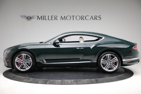 New 2020 Bentley Continental GT W12 for sale $264,255 at Alfa Romeo of Westport in Westport CT 06880 2