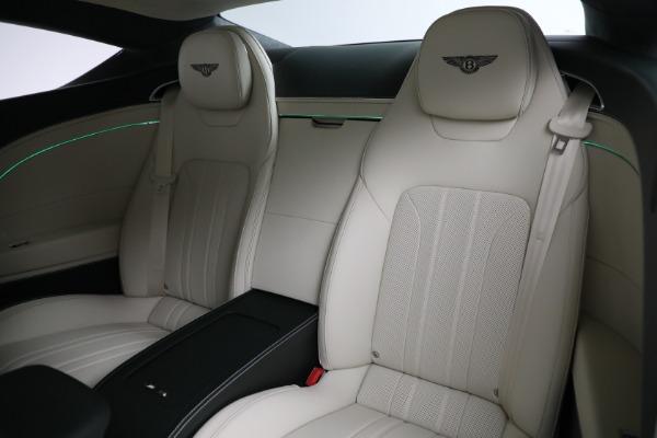New 2020 Bentley Continental GT W12 for sale Sold at Alfa Romeo of Westport in Westport CT 06880 20