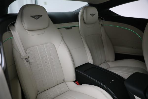 New 2020 Bentley Continental GT W12 for sale Sold at Alfa Romeo of Westport in Westport CT 06880 22