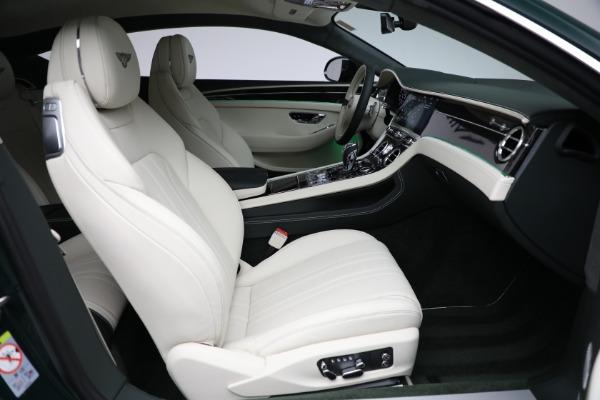 New 2020 Bentley Continental GT W12 for sale Sold at Alfa Romeo of Westport in Westport CT 06880 24