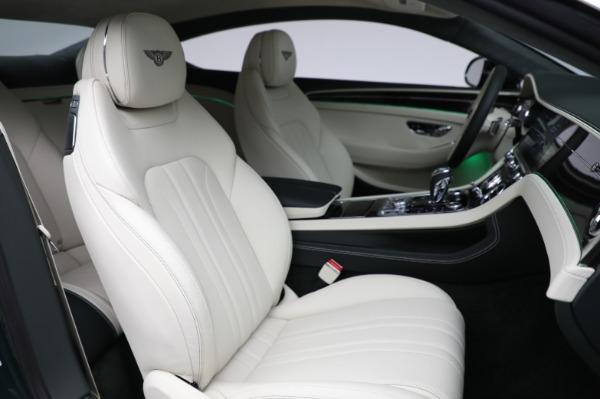 New 2020 Bentley Continental GT W12 for sale Sold at Alfa Romeo of Westport in Westport CT 06880 25