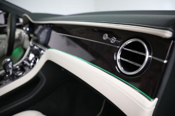 New 2020 Bentley Continental GT W12 for sale Sold at Alfa Romeo of Westport in Westport CT 06880 26