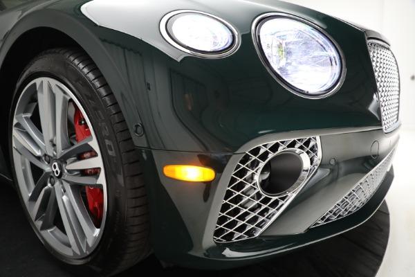 New 2020 Bentley Continental GT W12 for sale Sold at Alfa Romeo of Westport in Westport CT 06880 28