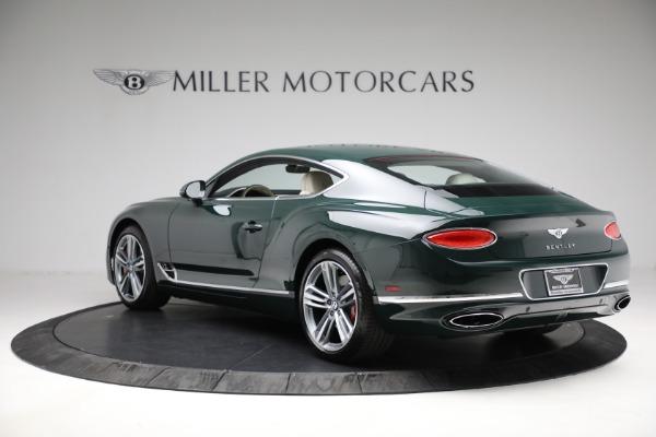 New 2020 Bentley Continental GT W12 for sale $264,255 at Alfa Romeo of Westport in Westport CT 06880 4