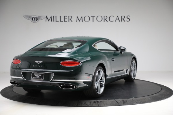 New 2020 Bentley Continental GT W12 for sale $264,255 at Alfa Romeo of Westport in Westport CT 06880 6