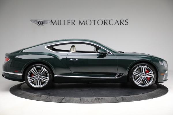 New 2020 Bentley Continental GT W12 for sale $264,255 at Alfa Romeo of Westport in Westport CT 06880 8