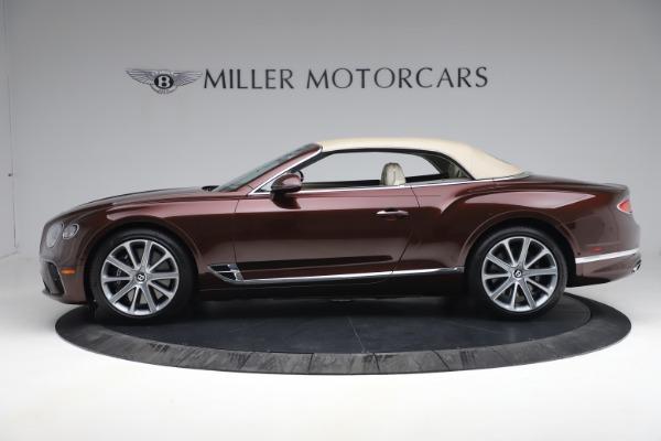 New 2020 Bentley Continental GT V8 for sale $269,605 at Alfa Romeo of Westport in Westport CT 06880 14