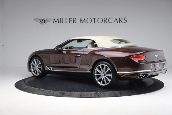 New 2020 Bentley Continental GT V8 for sale $269,605 at Alfa Romeo of Westport in Westport CT 06880 15