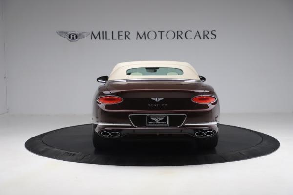 New 2020 Bentley Continental GT V8 for sale $269,605 at Alfa Romeo of Westport in Westport CT 06880 16