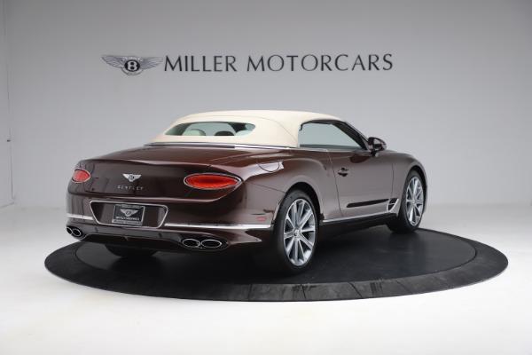 New 2020 Bentley Continental GT V8 for sale $269,605 at Alfa Romeo of Westport in Westport CT 06880 17