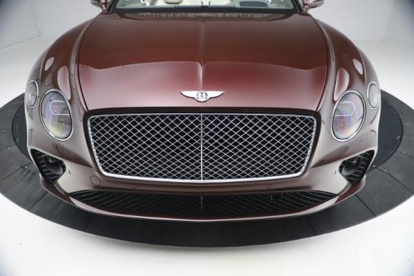 New 2020 Bentley Continental GT V8 for sale $269,605 at Alfa Romeo of Westport in Westport CT 06880 21