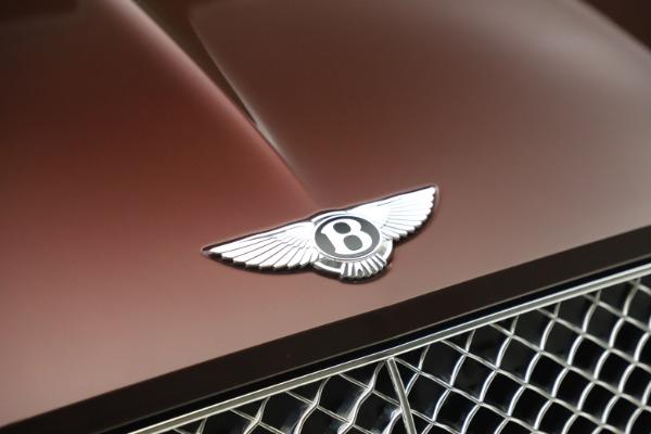 New 2020 Bentley Continental GT V8 for sale $269,605 at Alfa Romeo of Westport in Westport CT 06880 22